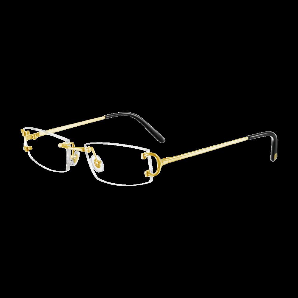Occhiali da vista e da sole occhiali di lusso Cartier