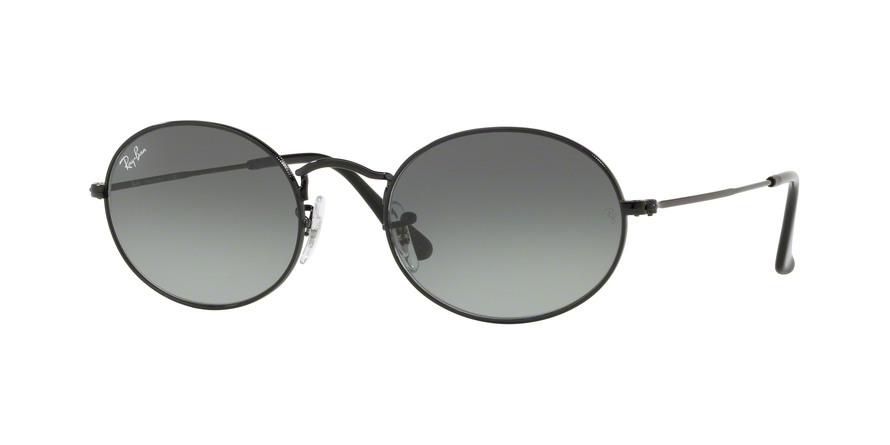 25d8c2170b6f0 Sunglasses Ray-Ban RB3547N Oval 002 71. Frame  black. Lenses  grey green