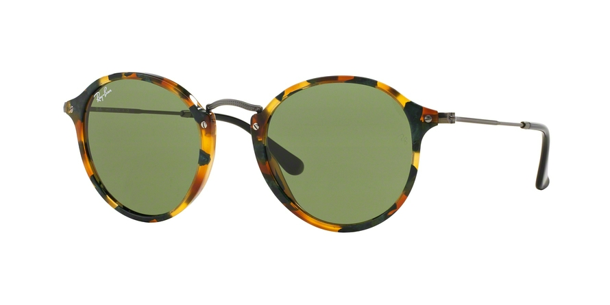 af15c8106c1686 Sunglasses Ray-Ban   RB2447 Round Classic - 11594E   Frame  spotted ...