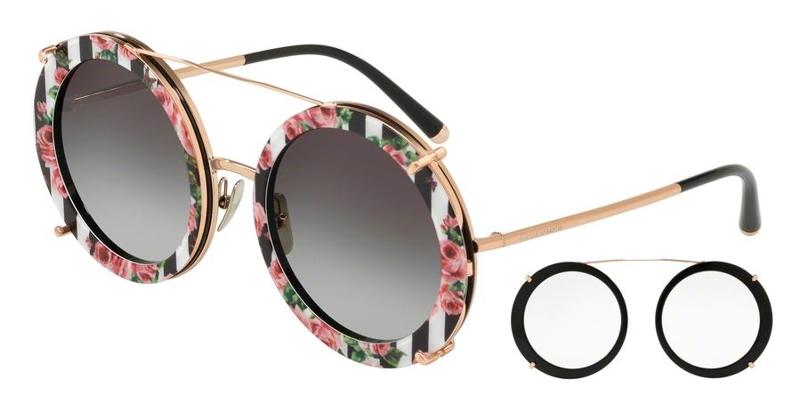 aab90527b8b8 Sunglasses Dolce & Gabbana | DG2198 - 12988G | Frame: pink gold ...