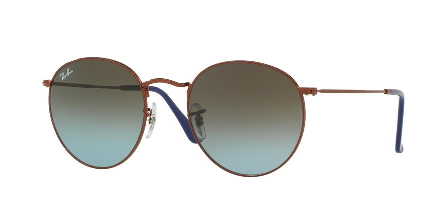 Ray ban RB3447 Round Metal Silver
