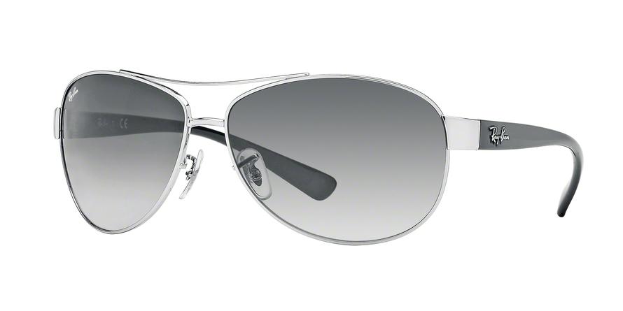 343d80fdd57 Sunglasses Ray-Ban RB3386 003 8G. Frame  silver