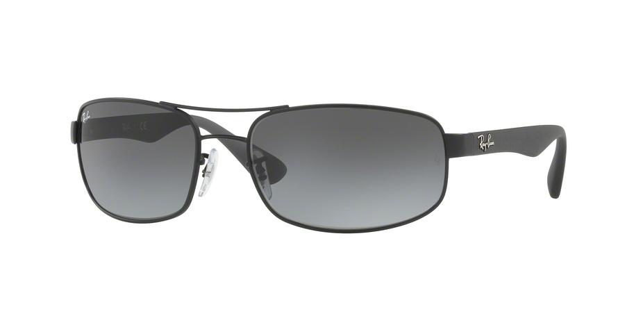 1124830f15 Sunglasses Ray-Ban RB3445 006 11. Frame  matte black