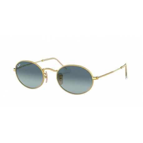 Ray-Ban RB3547 Oval 001/3M