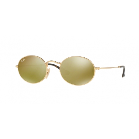 Ray-Ban RB3547N Oval 001/93