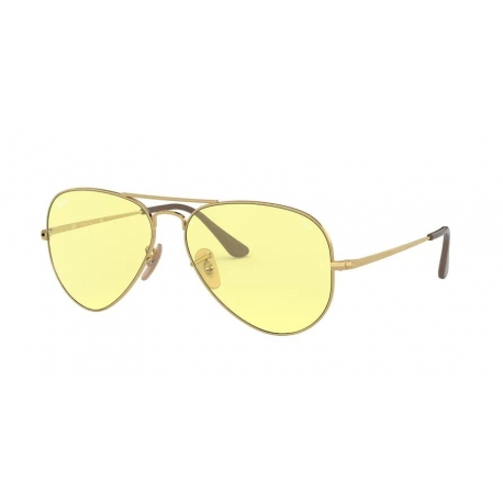 Ray-Ban RB3689 Aviator Metal II 001/T4