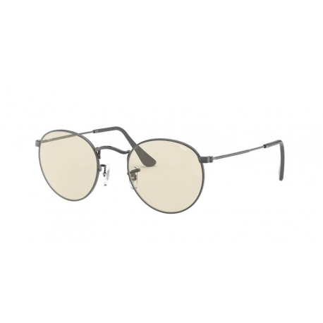 Ray-Ban RB3447 Round Metal 004/T2