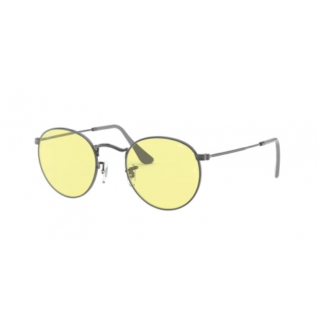 Ray-Ban RB3447 Round Metal 004/T4