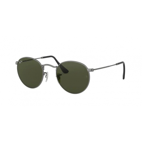 Ray-Ban RB3447 Round Metal 029