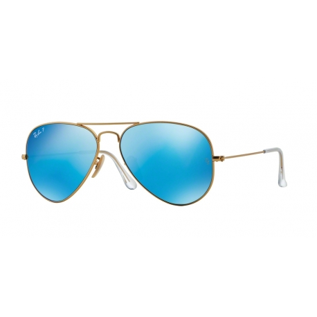 Ray-Ban RB3025 Aviator Large Metal 112/4L