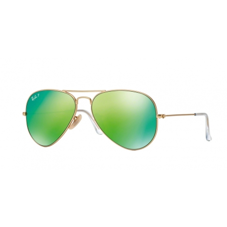 Ray-Ban RB3025 Aviator Large Metal 112/P9