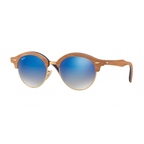 Ray-Ban RB4246M Clubround Wood 11807Q