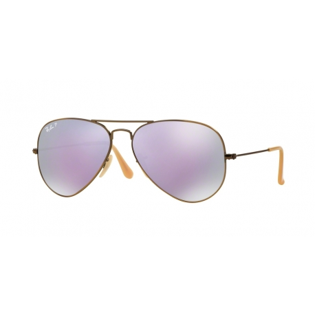 Ray-Ban RB3025 Aviator Large Metal 167/1R