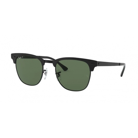 Ray-Ban RB3716 Clubmaster Metal 186/58