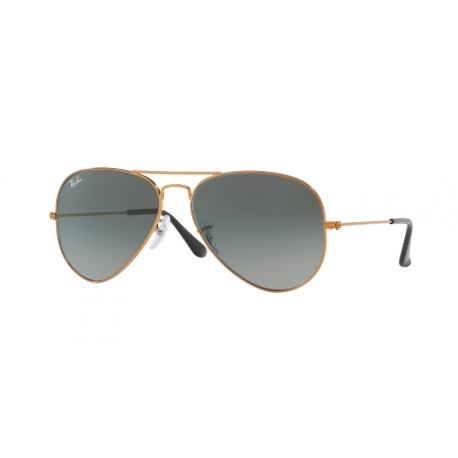 602ff8f5eb Ray-Ban RB3025 Aviator Large Metal 197 71