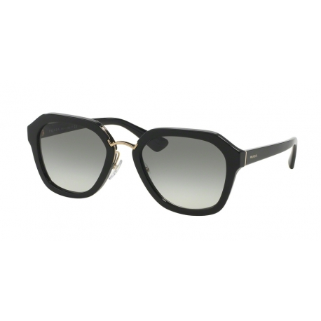 Prada PR 25RS Cinema 1AB0A7 | Frame: black | Lenses: grey gradient