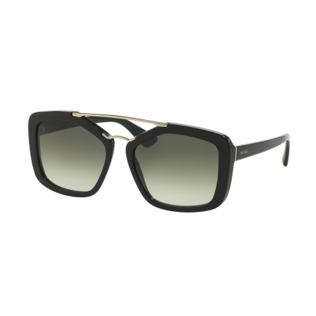 Prada PR 24RS Cinema 1AB0A7 | Frame: black | Lenses: grey gradient