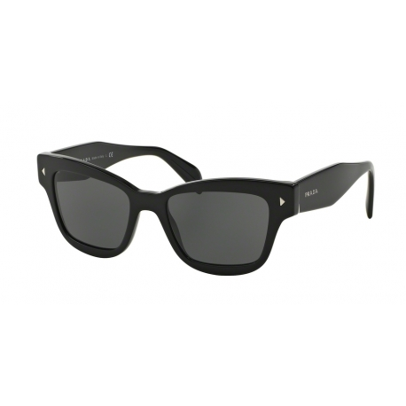 Prada PR 29RS 1AB1A1 | Frame: black | Lenses: grey
