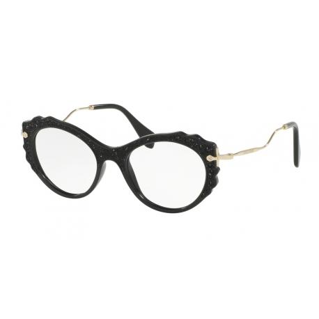 Occhiali da Vista Miu Miu MU 01RV (U451O1) vADsk