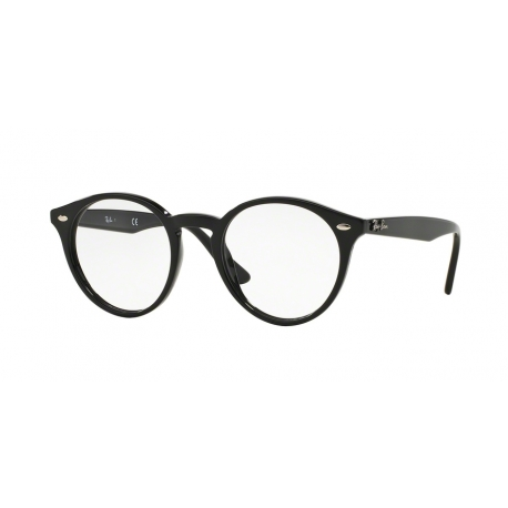 Ray-Ban RX2180V 2000 | Frame: shiny black