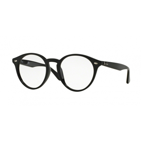 Ray-Ban RX2180VF 2000 | Frame: shiny black