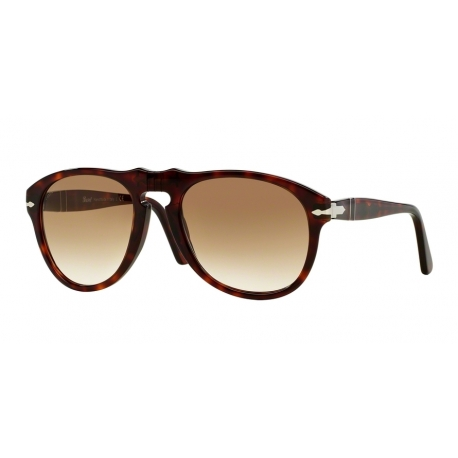 Persol PO0649 24/51 | Frame: havana | Lenses: crystal brown gradient