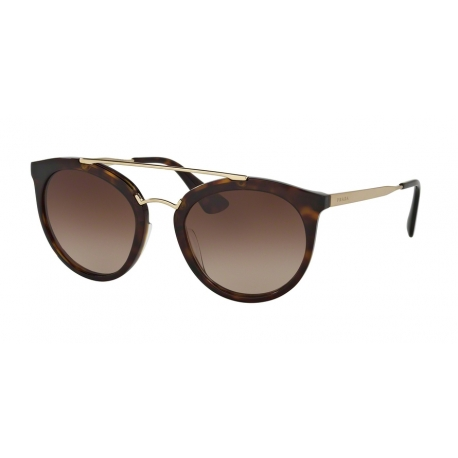 Prada PR 23SSF Cinema 2AU6S1 | Frame: havana | Lenses: brown gradient