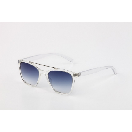 Ikona 3-1869 16USMET | Frame: ice | Lenses: blue gradient