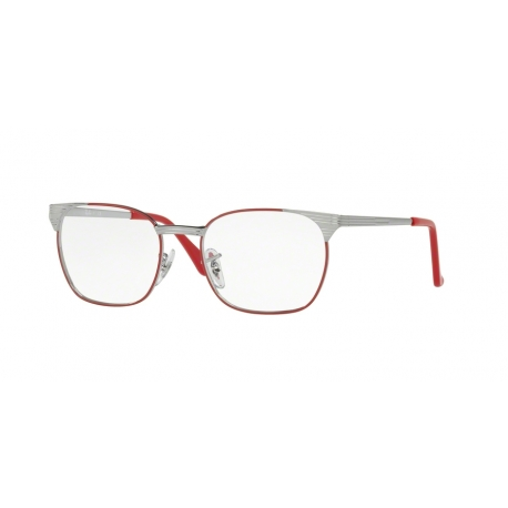 Ray-Ban Junior RY1051 4053 | Frame: gunmetal top red