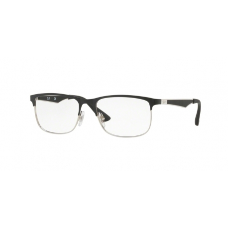Ray-Ban Junior RY1052 4055 | Frame: silver top matte black