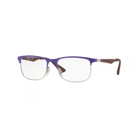 Ray-Ban Junior RY1052 4056 | Frame: silver top matte violet