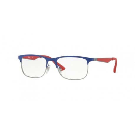Ray-Ban Junior RY1052 4057 | Frame: gunmetal matte blue