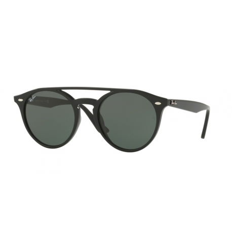 Ray-Ban RB4279F 601/71 | Frame: black | Lenses: green