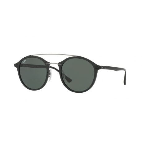 Ray-Ban RB4266 601/71 | Frame: black | Lenses: green