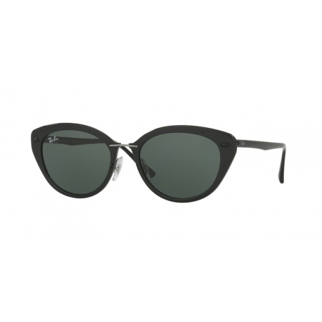 Ray-Ban RB4250 601/71 | Frame: black | Lenses: green