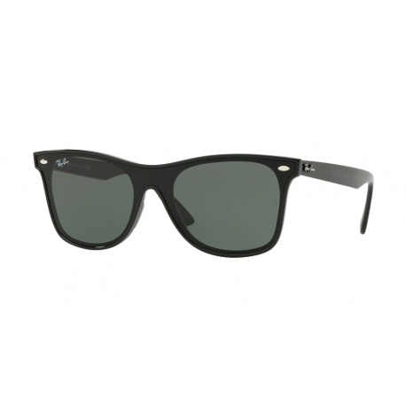 Ray-Ban RB4440N 601/71 | Frame: black | Lenses: green