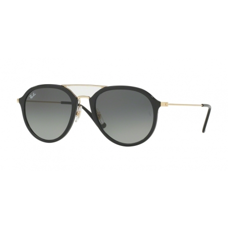 Ray-Ban RB4253 601/71 | Frame: black | Lenses: grey gradient