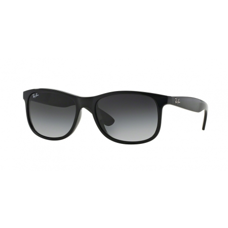 Ray-Ban RB4202 Andy 601/8G | Frame: black | Lenses: grey gradient