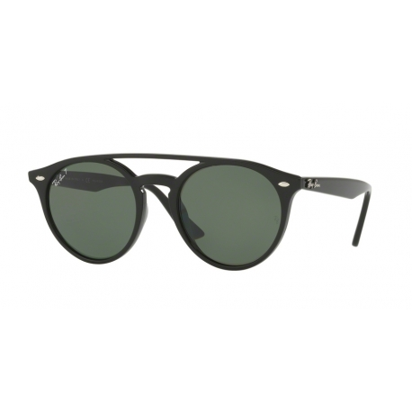 Ray-Ban RB4279F 601/9A | Frame: black | Lenses: green polarized