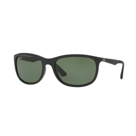Ray-Ban RB4267 601/9A | Frame: black | Lenses: green polarized