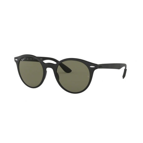 Ray-Ban RB4296 601S9A | Frame: matte black | Lenses: green polarized