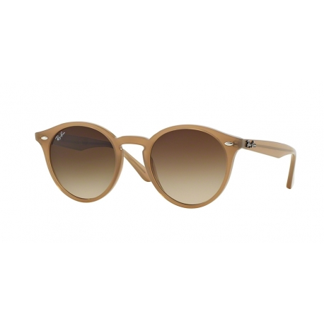 Ray-Ban RB2180 616613 | Frame: turtledove | Lenses: brown gradient