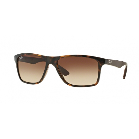 Ray-Ban RB4234 620513 | Frame: havana | Lenses: brown gradient