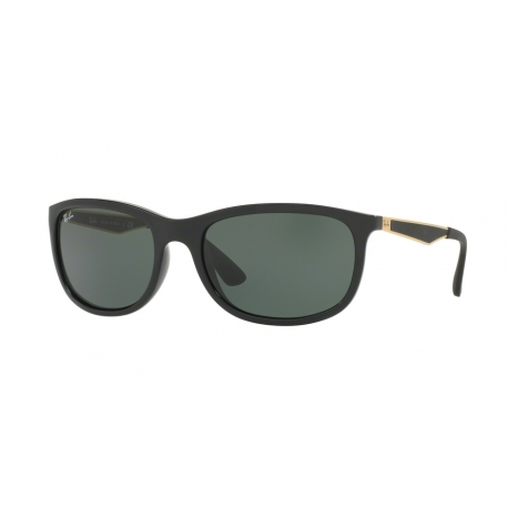 Ray-Ban RB4267 622771 | Frame: shiny black | Lenses: green