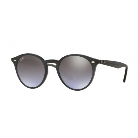 Ray-Ban RB2180 623094 | Frame: opal grey | Lenses: violet gradient brown mirror silver