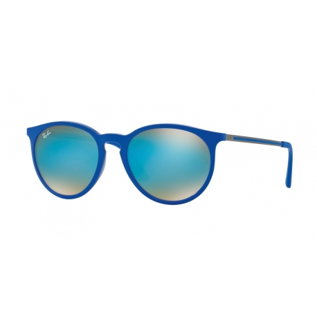 Ray-Ban RB4274 6260B7 | Frame: shiny blue | Lenses: gradient grey