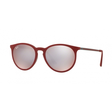 Ray-Ban RB4274 6261B5 | Frame: bordeaux | Lenses: light bordeaux mirror grey