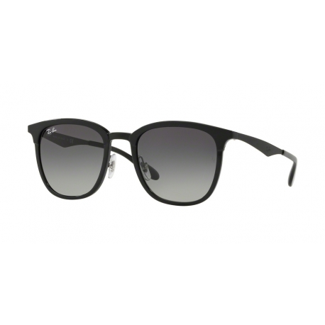 Ray-Ban RB4278 628211 | Frame: black, matte black | Lenses: grey gradient dark grey