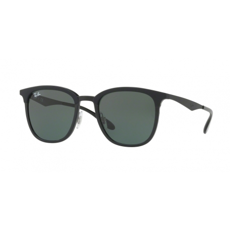 Ray-Ban RB4278 628271 | Frame: black, matte black | Lenses: green