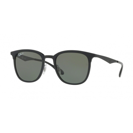 Ray-Ban RB4278 62829A | Frame: black, matte black | Lenses: green polarized